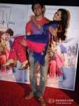 Kartik Tiwari And Nushrat Bharucha At 'Akaash Vani' Movie Trailer Launch Pic 5