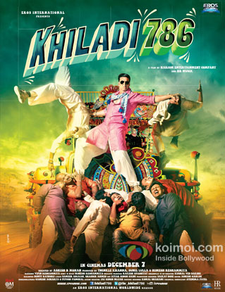 Khiladi 786 Review (Khiladi 786 Movie Poster)