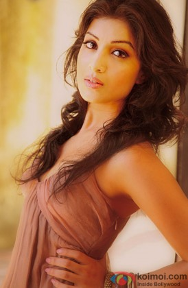 Pallavi Sharda poses boldly for the shutterbugs