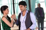 Tena Desae, Rajeev Khandelwal and Paresh Rawal in Table No. 21 Movie Stills