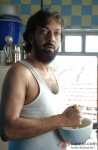 Rajat Kapoor beard Look in '10 ml Love' Movie