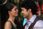 Rajeev Khandelwal and Tena Desae's romantic moments in Table No. 21 Movie Stills