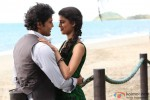 Rajeev Khandelwal gets romantic with Tena Desae in Table No. 21 Movie Stills