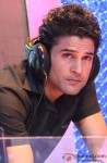 Rajeev Khandelwal in a DJ-ing mood in Soundtrack Movie