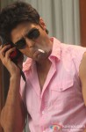 Rajeev Khandelwal smokes in his film 'Soundtrack'