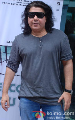 Sajid Khan at an event