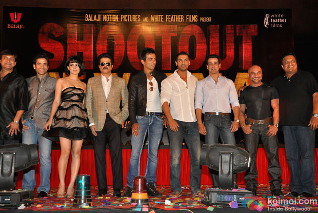 Shootout At Wadala Movie Promotional Event
