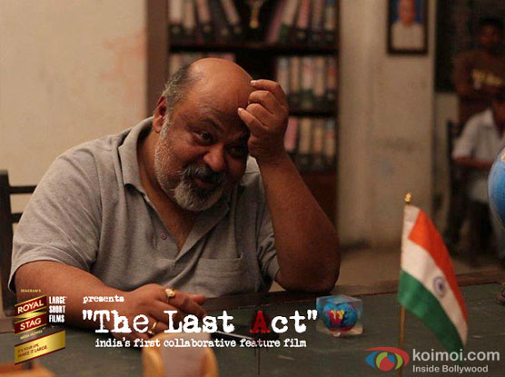 The Last Act Review (The Last Act Movie Stills)