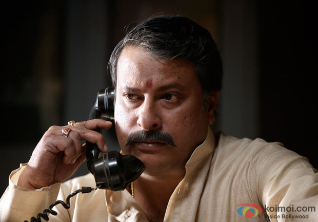 Tigmanshu Dhulia in a still from Gangs Of Wasseypur Movie