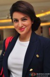 Tisca Chopra at the felicitation ceremony of Breast Cancer Patients