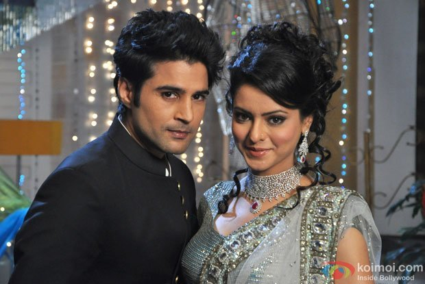 Rajeev Khandelwal and Aamna Shariff