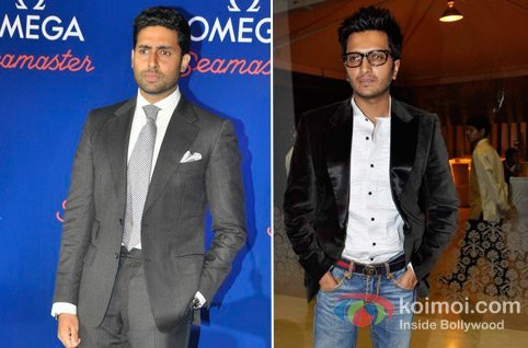 Abhishek Bachchan And  Ritesh Deshmukh to host Zee Cine Awards 2013