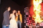 Aditi Rao Hydari And Randeep Hooda at the film Murder 3 first look launch Pic 3