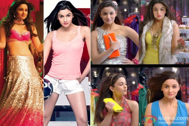 Alia Bhatt in a still from Student Of The Year Movie
