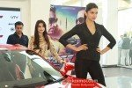 Ameesha Patel, Deepika Padukone at 'Race 2' Promotion in Delhi