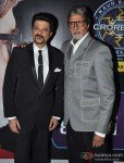 Anil Kapoor And Amitabh Bachchan Promoting Race 2 Movie At Kaun Banega Crorepati 6 Pic 3