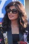 Chitrangada Singh at the Mid-Day race