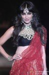 Chitrangada Singh walks the ramp at the IIJW