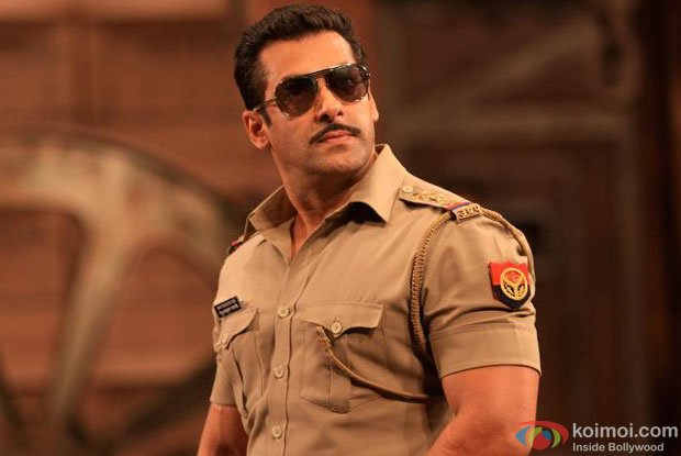 Still from Dabangg 2 Movie