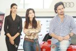 Deepika Padukone, Ameesha Patel, Saif Ali Khan at 'Race 2' Promotion in Delhi Pic 1