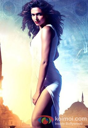 Deepika Padukone In Race 2 Movie Stills