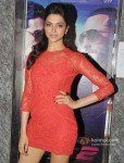 Deepika Padukone at film Race 2 press meet Pic 2