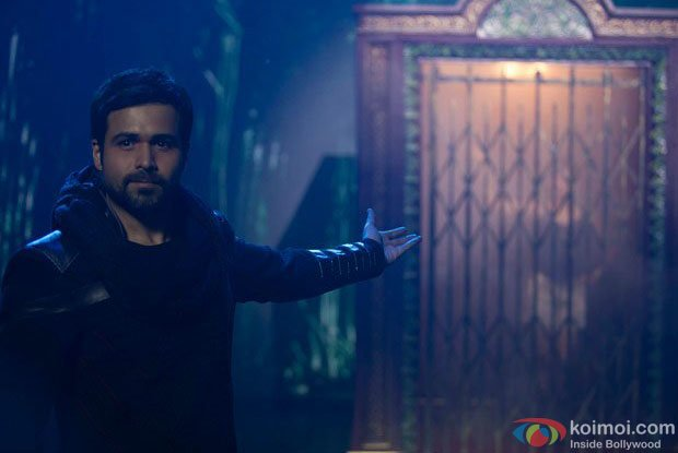 Emraan Hashmi in a still from Ek Thi Daayan Movie