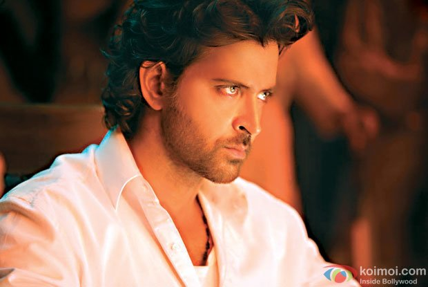 Hrithik Roshan in a still from Agneepath Movie