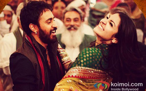 Imran Khan And Anushka Sharma In Matru Ki Bijlee Ka Mandola Movie Stills