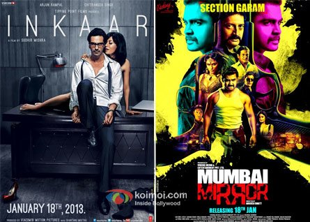 Inkaar And Mumbai Mirror Movie Poster