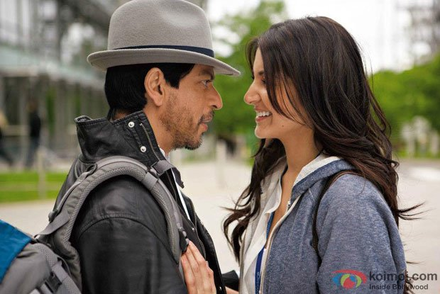 Still from Jab Tak Hai Jaan Movie