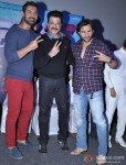 John Abraham, Anil Kapoor And Saif Ali Khan at film Race 2 press meet Pic 2