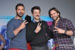 John Abraham, Anil Kapoor And Saif Ali Khan at film Race 2 press meet Pic 1