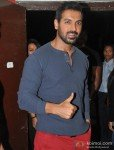 John Abraham at film Race 2 press meet