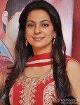 Juhi Chawla At Press Conference Of 'Main Krishna Hoon' Pic 2