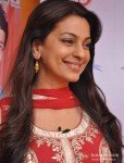 Juhi Chawla At Press Conference Of 'Main Krishna Hoon' Pic 3