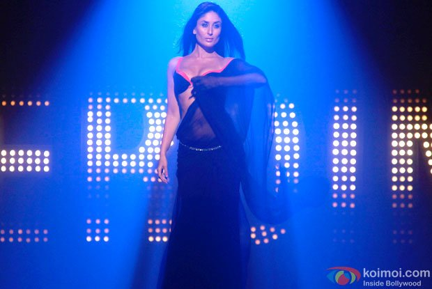 Kareena Kapoor in a still from Heroine Movie