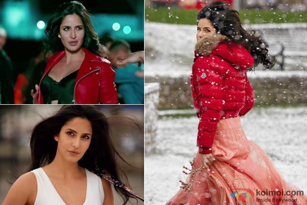 Katrina Kaif in a still from Jab Tak Hai Jaan Movie