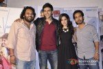Luv Ranjan, Kartik Tiwari, Nushrat Bharucha, Abhishek Pathak At Music Launch of film 'Akaash Vani' Pic 2