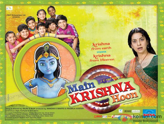 Main Krishna Hoon Movie Poster