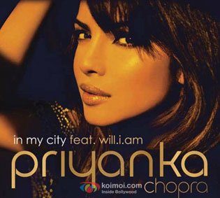 Priyanka Chopra's Debut Single 'In My City'
