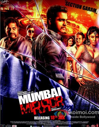 Mumbai Mirror Review (Mumbai Mirror Movie Poster)