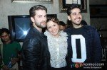 Neil Nitin Mukesh, Isha Sharwani And Vinay Virmani At David Music Launch