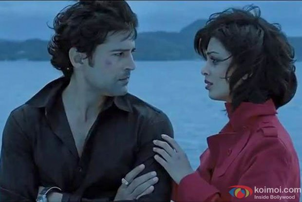 Rajeev Khandelwal and Tena Desae in O Sajna Song in Table No. 21 Movie Stills