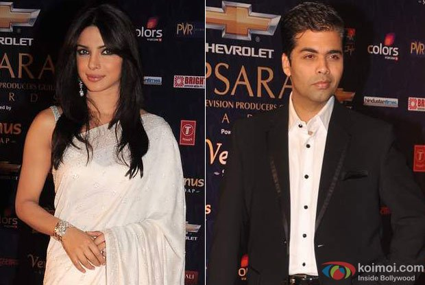 Priyanka and Karan's Conflict