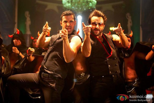 Race 2 Review (Race 2 Movie Stills)