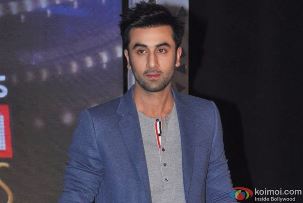 Ranbir Kapoor at an event