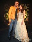 Randeep Hooda and Aditi Rao Hydari at the film Murder 3 first look launch Pic 1