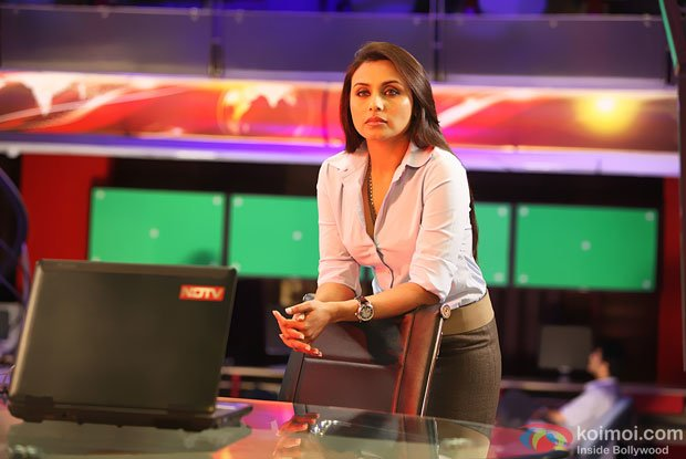 Rani Mukerji in a still from No One Killed Jessica Movie