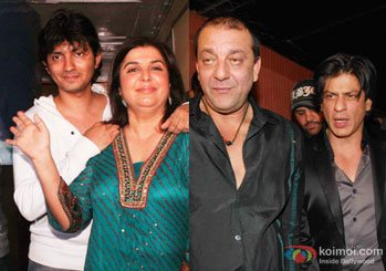 Sharukh and Shirish hostility